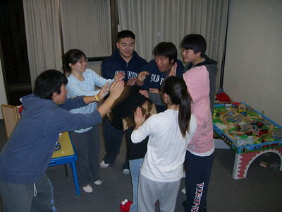2005.12.25 Sun thru 2005.12.29 Thu - CCSV Youth Group Winter Retreat @ Tahoe
