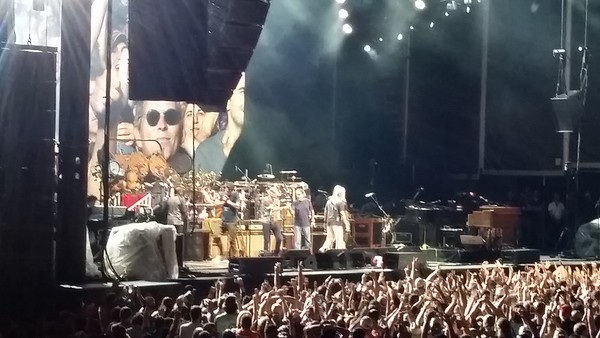 Dead & Company, Boulder, CO 2 July 2016