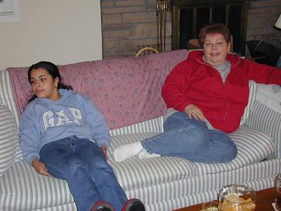 2002 Weslowski Thanksgiving