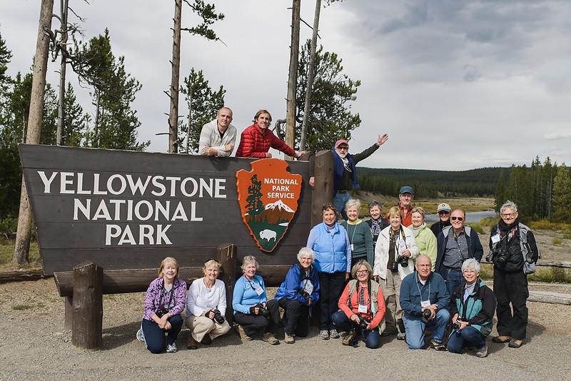 Earthfire Yellowstone Tetons Autumn 2013