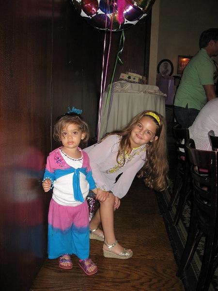 2006-10-06 - Alyson Brady's birthday dinner and Joanne-Morgan trip to NY