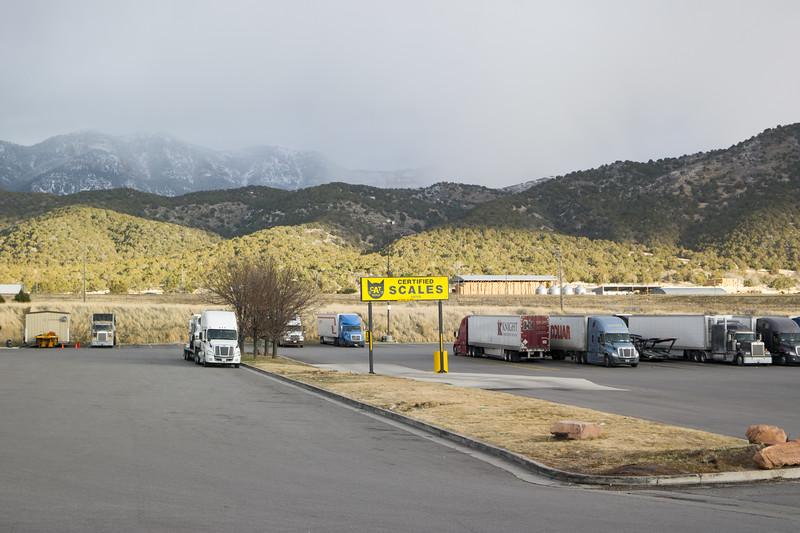 Mountain Snows - Nephi, UT