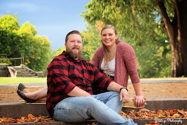 2018 Morgan and Tyler Engagement Session