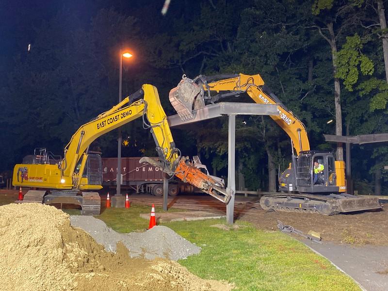 NPK M28K material processor on Volvo excavator - East Coast Demolition - VA beach  5-20 (1).jpeg