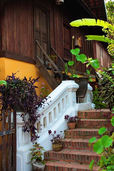 Luang Prabang - Buildings