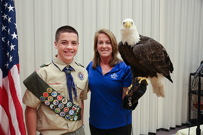 Logan's Eagle Court of Honor