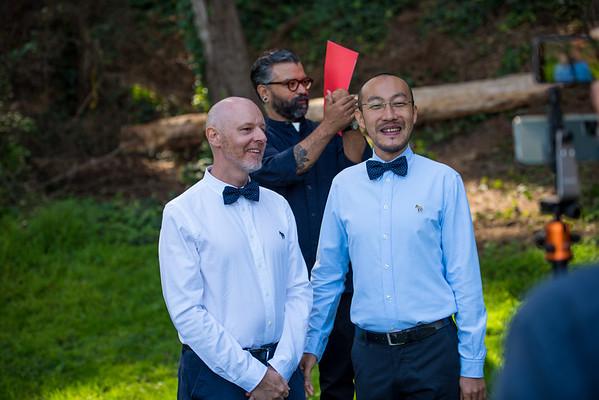 Josh & Chip's Wedding