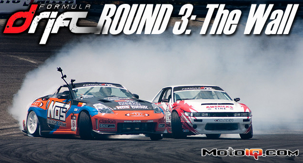 Formula Drift Round 3 coverage at The Wall