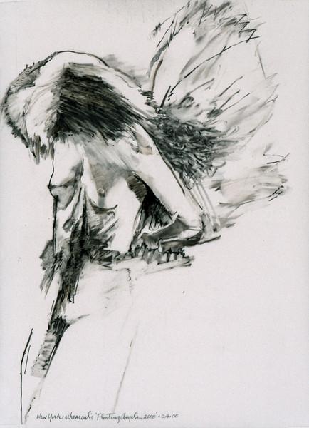 Floating Angel #16 (2000)