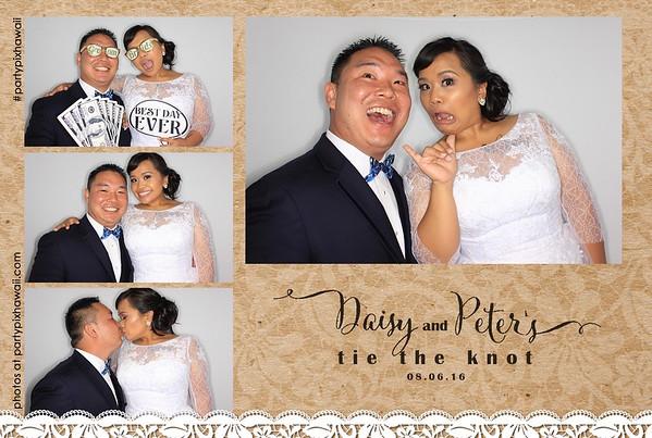 Peter & Daisy's Wedding (Luxury Photo Pod)
