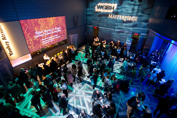 WGBH - An Evening Inspired by Sherlock Holmes