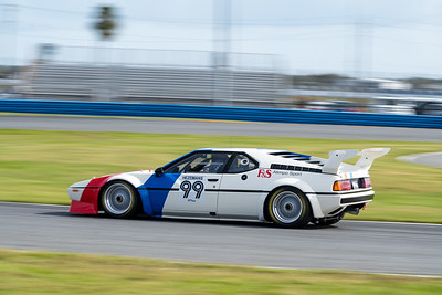HSR Classic Daytona 24 2020 - Friday
