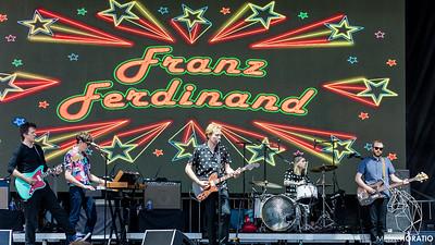 2018-08-05 Franz Ferdinand @ Osheaga