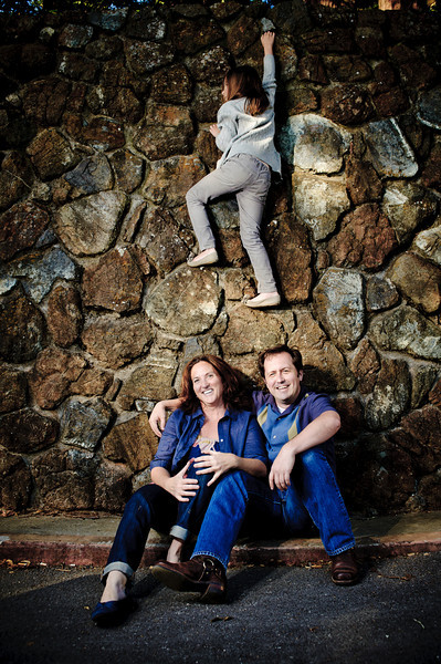 David + Annette = Marianna (Family Photography, UCSC, California)