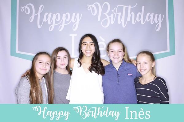 Inés's 13th Birthday