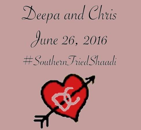 Deepa & Chris