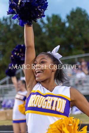 Broughton Varsity football at Southeast Raleigh. October 4, 2019. MRC_1261