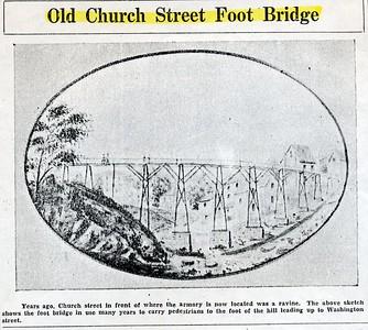 Old Church Street Footbridge