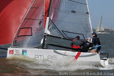 Charleston Race Week 2011 Melges 20