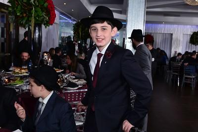 Moshe's Bar Mitzvah