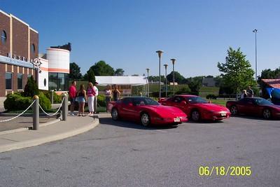 Corvette Trip