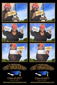 Cydney`s Graduation Party