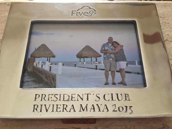 Cancun 2015 - Presidents Club