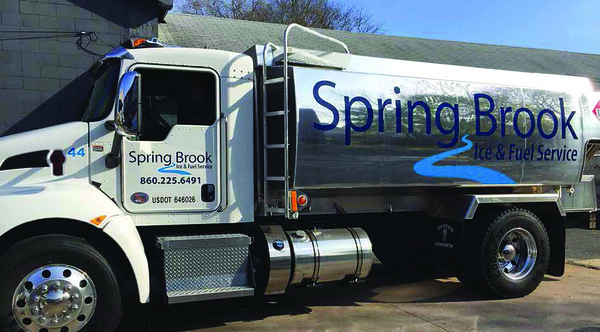 Spring Brook truck 1