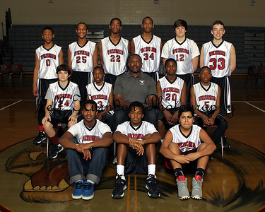 UGMS T&I 2013 Basketball