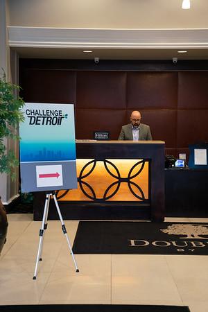 Challenge Detroit 2018 Interview Trip