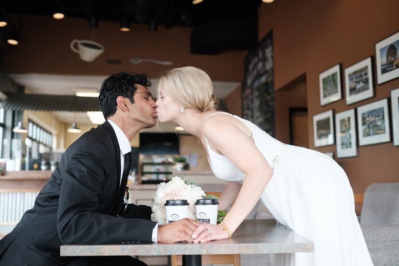 Emily & Anand's Wedding