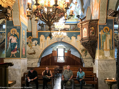 Mount Tabor and Nazareth