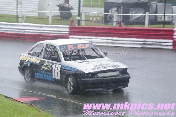 Incarods, Hednesford Hills Raceway, 25 August 2014