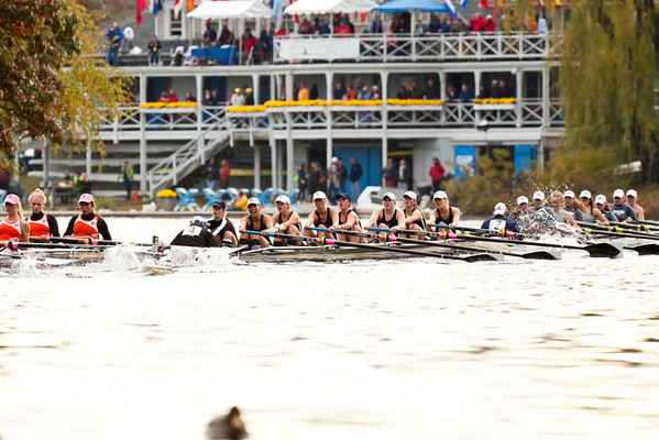 Head of the Charles - 2010 Lightweight Women's 8