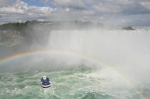 Toronto & Niagara Falls – July 2013