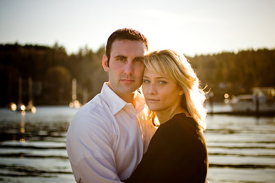 Jaimie and Gabe Engagement Portraits