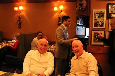 King Umberto dinner 12/27/11