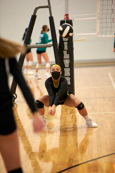 GHS Grils s Volleyball vs Geneseo March 20, 2021