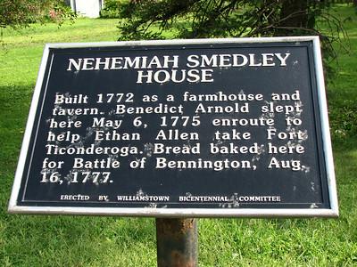 Nehemiah Smedley House