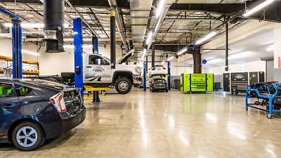 Butte College Automotive Technology