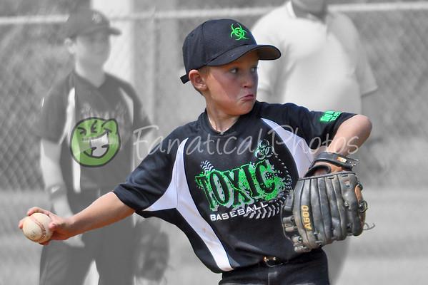 2011 Toxic Baseball