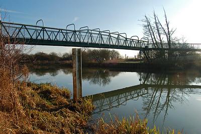 FIVE MILE BRIDGE AND FISKERTON FEN
