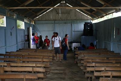Church Rebuild