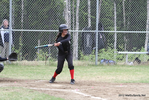Houston Vs. Soldotna V 5-25-2012