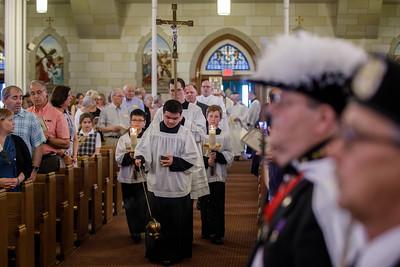 2018 Holy Trinity Mass