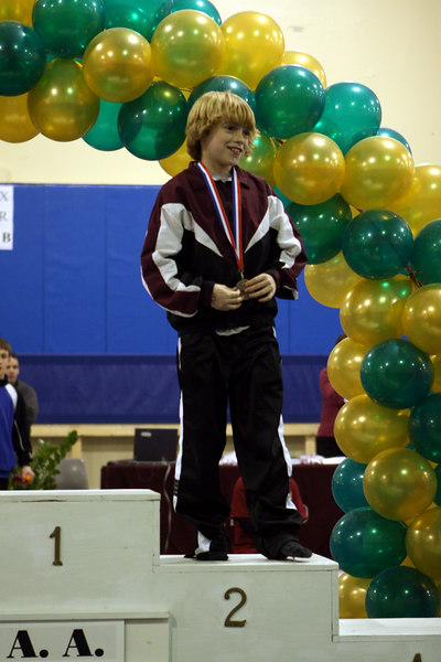 Maryland State Boys Gymnastics Championship - Session 3 (Level 8-10) Awards Ceremony