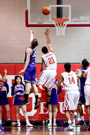 Playoff Game: Ft Collins at Regis - February 27 2016