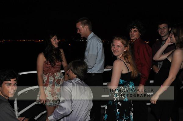 WMHS Senior Dinner Cruise 2010
