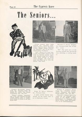 1955 Cypress Knee