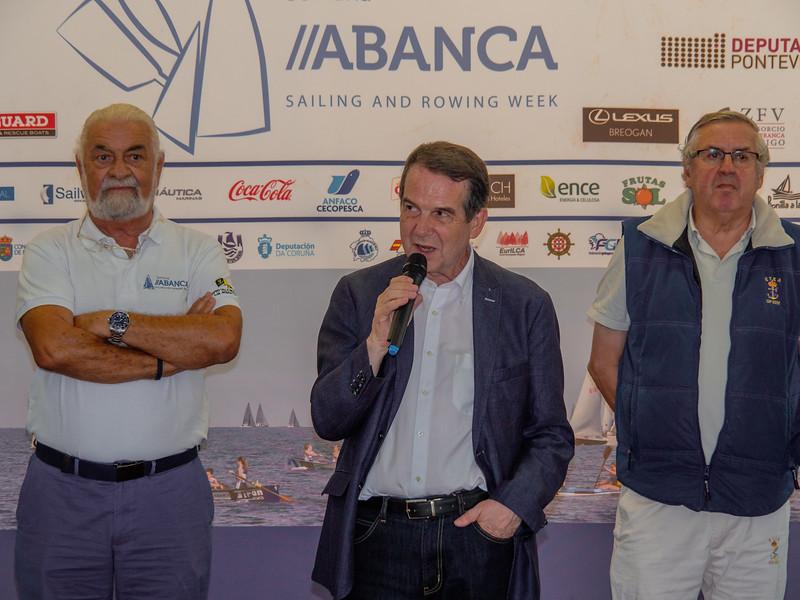 MIABANCA DEPUTA PONTEV SAILING AND ROWING WEEK UARD 7FV LEXUS BREOGAN RESCUE BOATS SORCIO RANCA TIGO JSail NÁUTICA CHH Bence but ENERGIA SCELULOSA ANFACO CECOPESCA Coca-Cola SA Opeutels Deputación DA CORUNA EuriLCA YABANCA